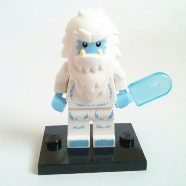 Yeti Lego Collectible Minifigure Series 11