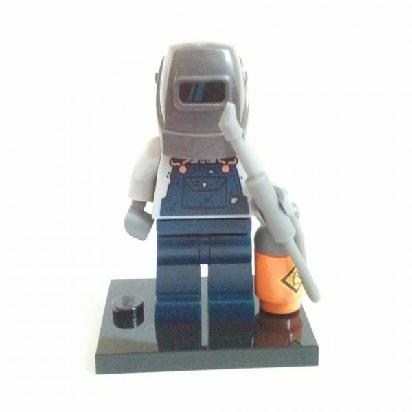 Welder Lego Collectible Minifigure Series 11