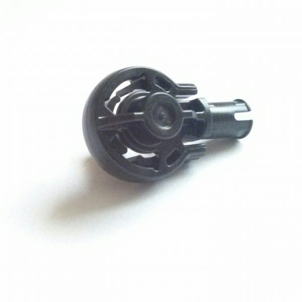 Black Technic Rotation Ball Loop half w/ friction pins