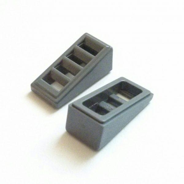 Dark Bluish Gray Slope 1 x 2 x 2/3