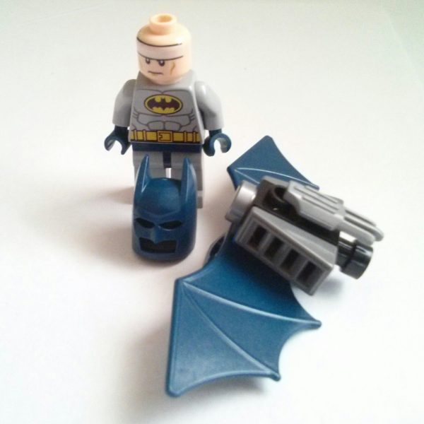 Batman w/ Jetpack Wings