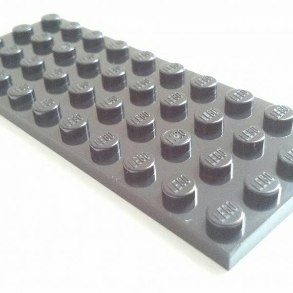 Black Plate 4 x 10
