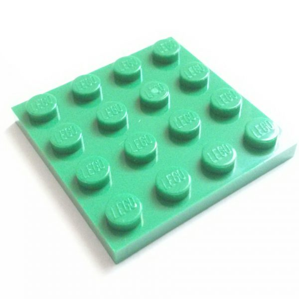 Green Plate 4 x 4