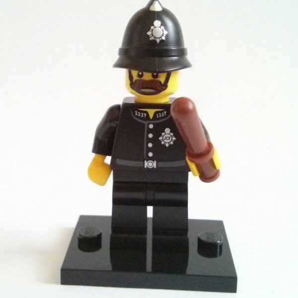 Constable Lego Collectible Minifigure Series 11