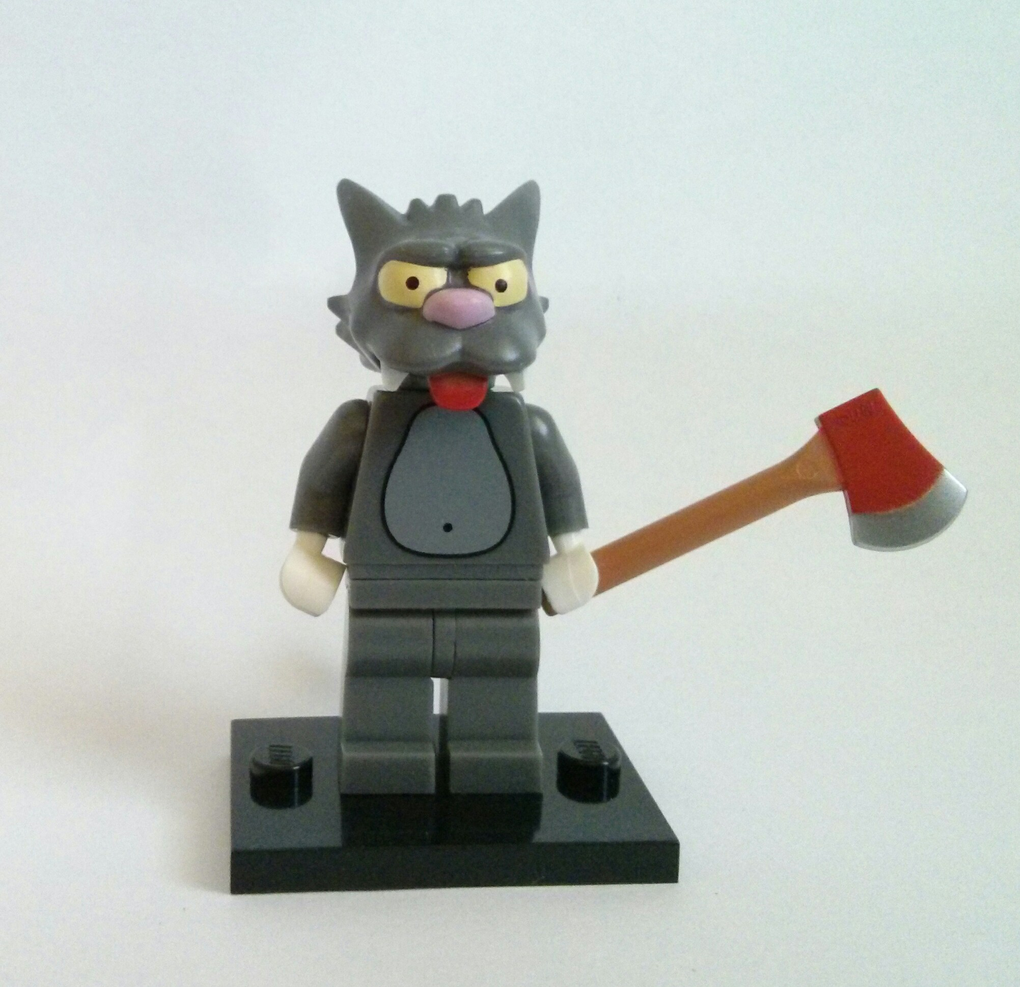 Scratchy Lego Collectible Minifigures - 545.9KB