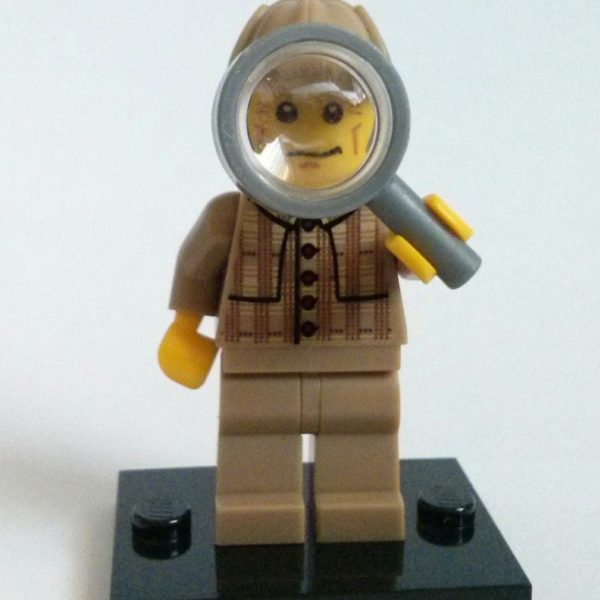 Detective Lego Collectible Minifigure Series 5