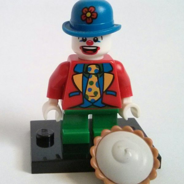 Small Clown Lego Collectible Minifigure Series 5
