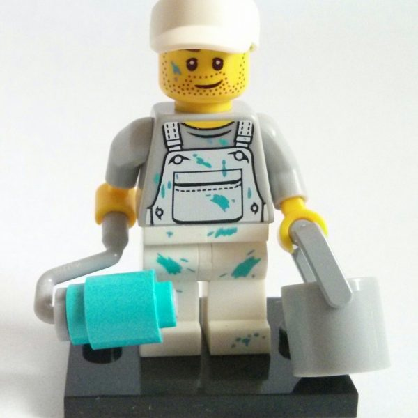 Decorator Lego Collectible Minifigure Series 10
