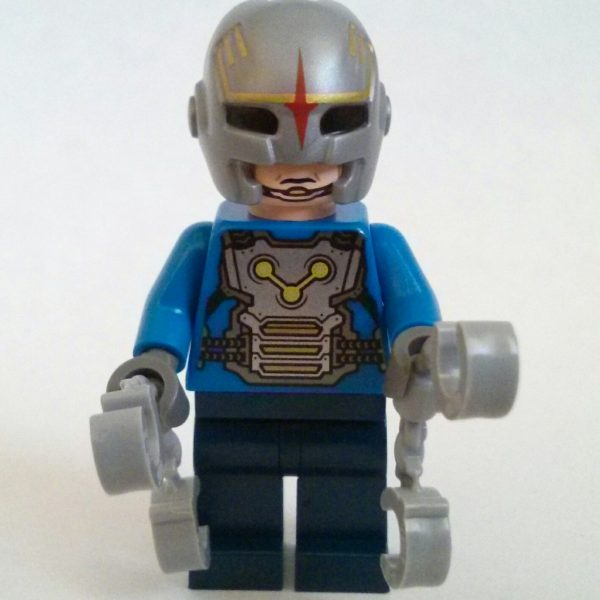 Nova Corps Officer Guardians of the Galaxy