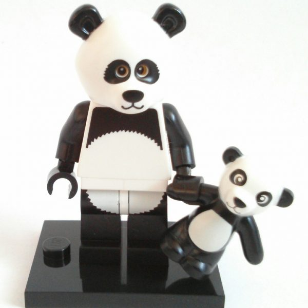Panda Guy Lego Collectible Minifigure Series The Lego Movie