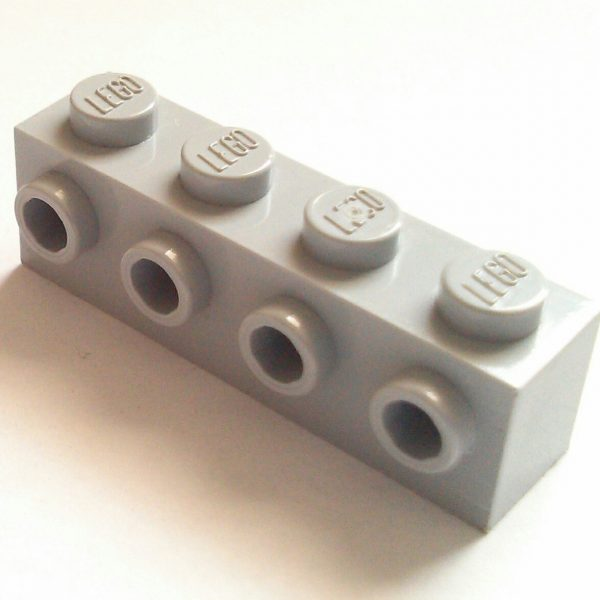 Light Bluish Gray Brick Modified 1 x 4 with 4 Studs Used