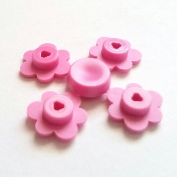Pink Flowerhead