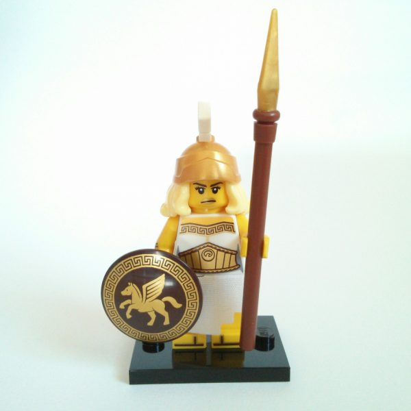 Battle Goddess Lego Collectible Minifigure Series 12