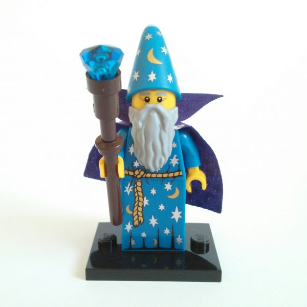 Wizard Lego Collectible Minifigure Series 12