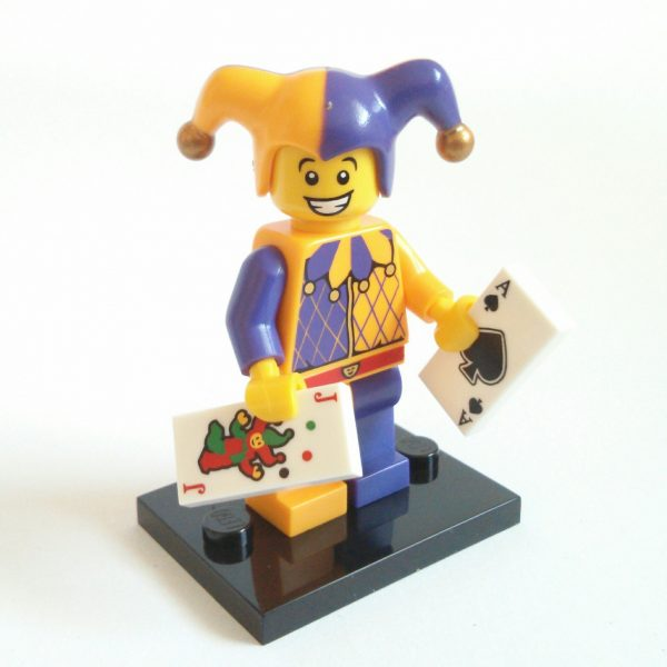Jester Lego Collectible Minifigure Series 12
