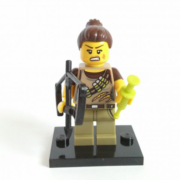 Dino Tracker Lego Collectible Minifigure Series 12