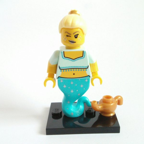 Genie Girl Lego Collectible Minifigure Series 12