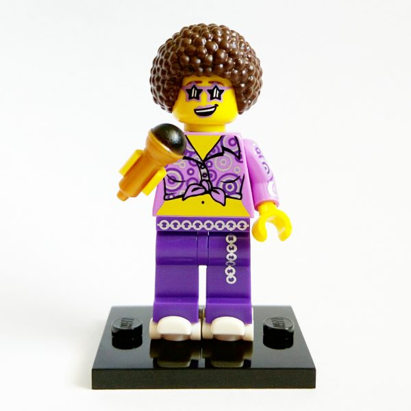 Disco Diva Lego Collectible Minifigure Series 13