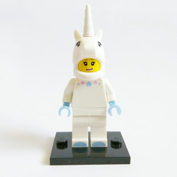 Unicorn Girl Lego Collectible Minifigure Series 13