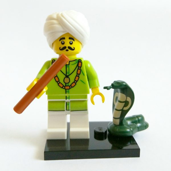Snake Charmer Lego Collectible Minifigure Series 13