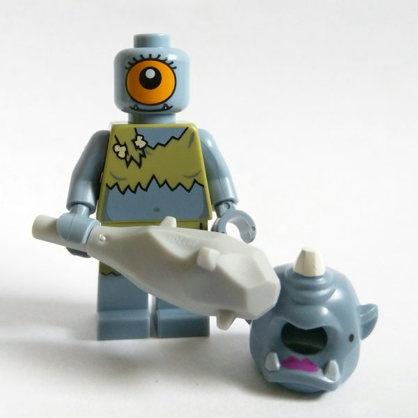 Lady Cyclops Lego Collectible Minifigure Series 13